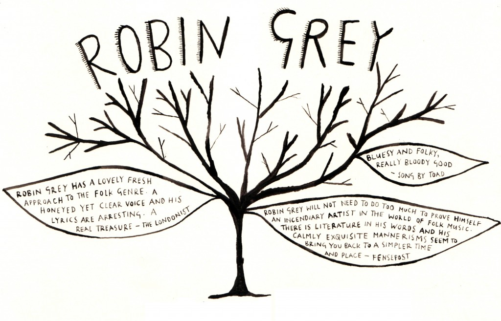 robin grey image