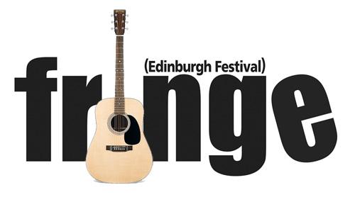 edinburgh fringe festival residency – Robin Grey