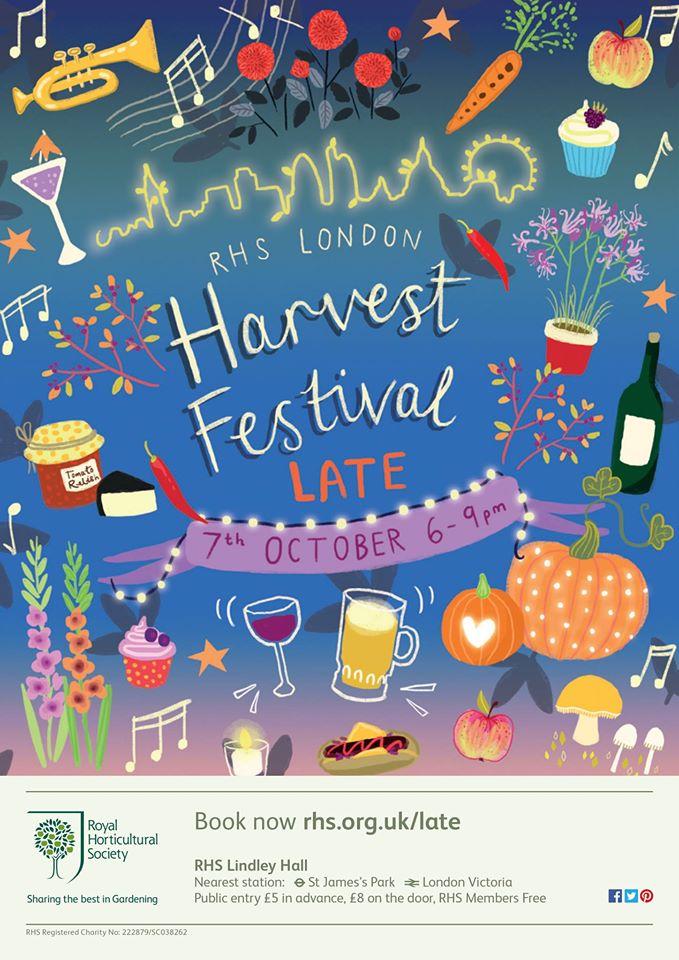 RHS harvest festival late 2014