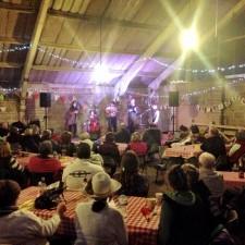 Pedal Folk show in Salisbury